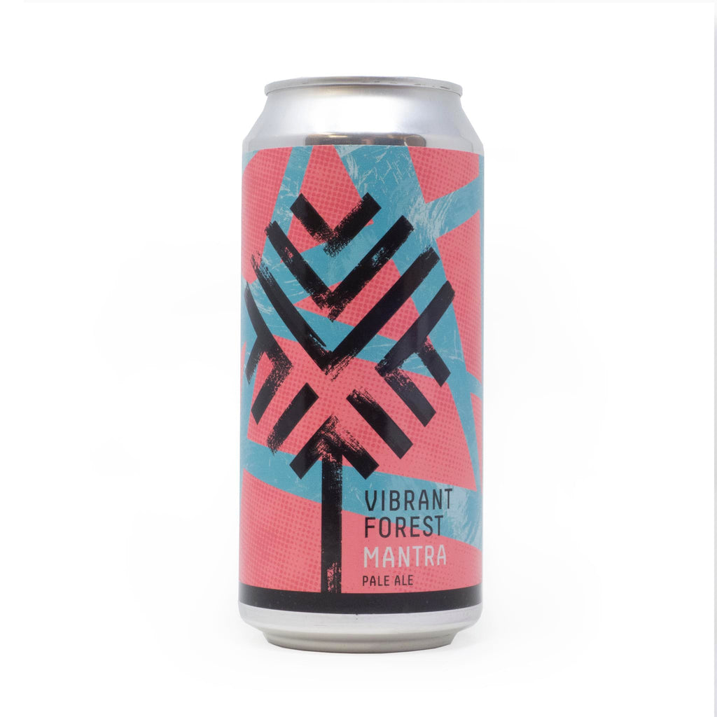 Vibrant Forest - Mantra Pale Ale 4% 440ml