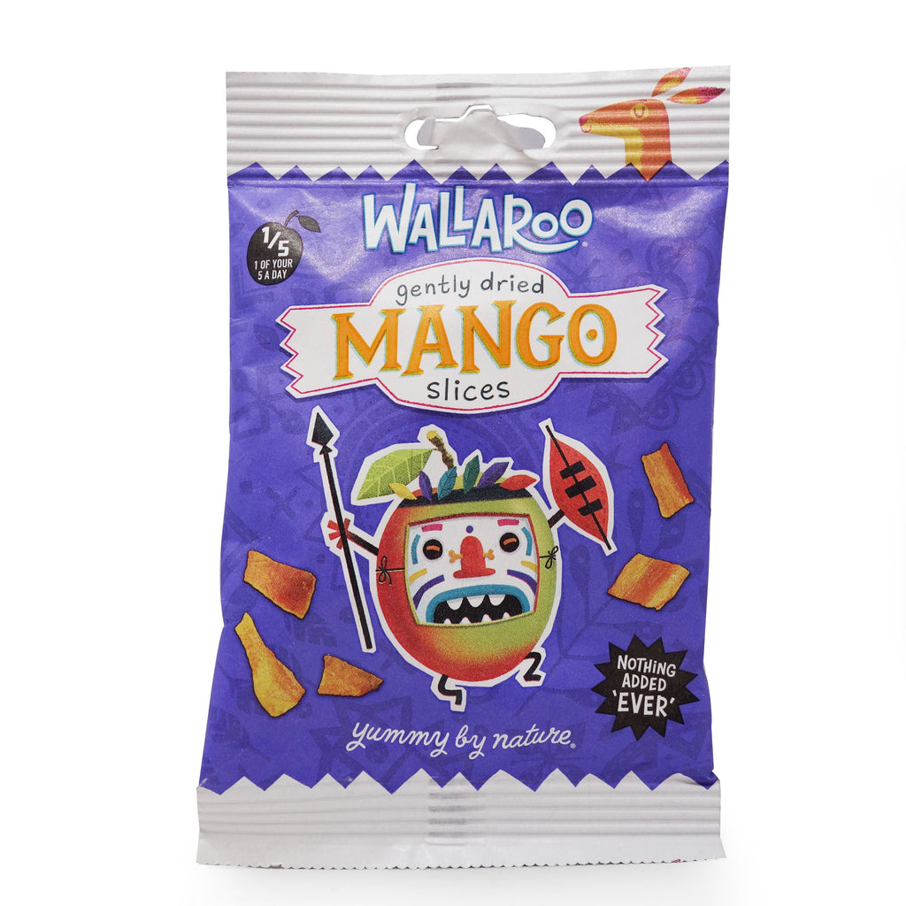 Wallaroo - Gently Dried Mango Slices