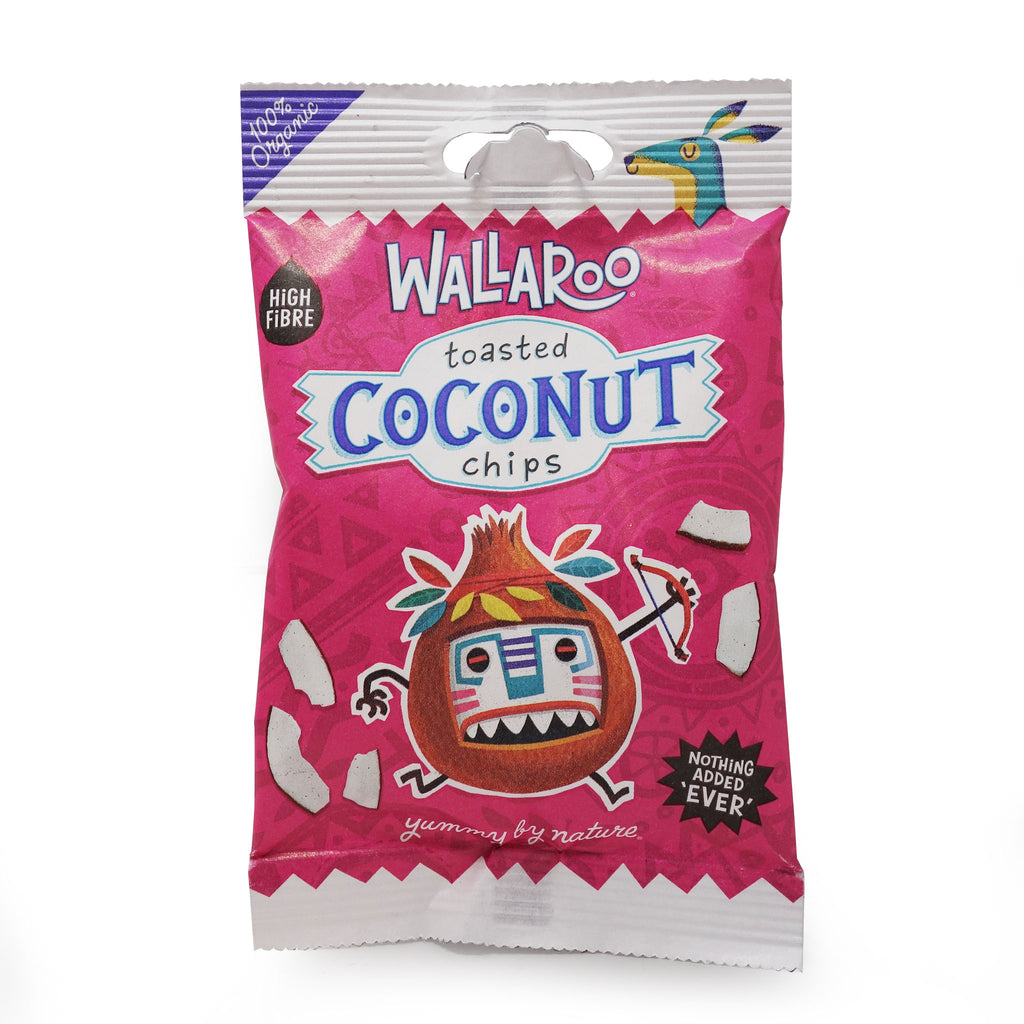 Wallaroo - Toasted Organic Coconut Chips