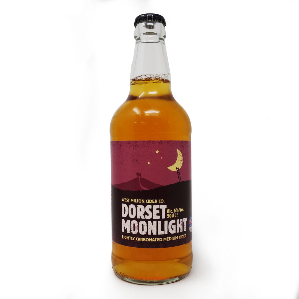 West Milton Cider - Dorset Moonlight 500ml Bottle