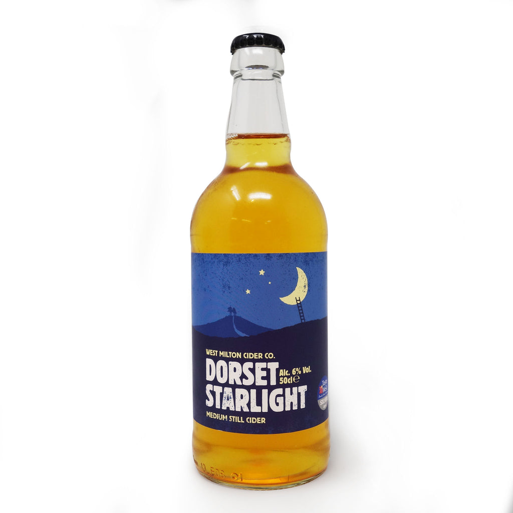 West Milton Cider - Dorset Starlight 500ml Bottle