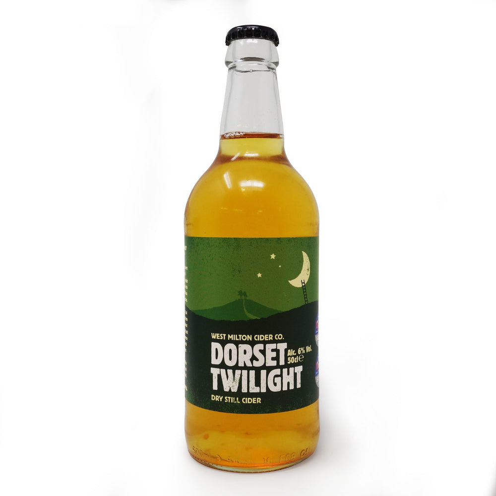 West Milton Cider - Dorset Twilight 500ml Bottle