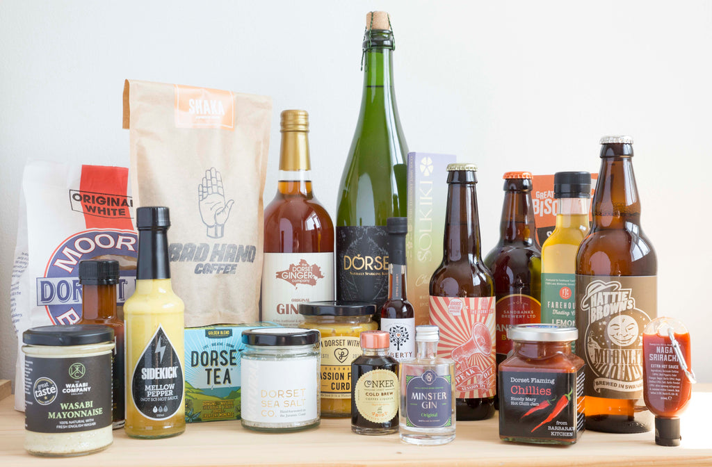 Farehouse Trading - Dorset At Home Food & Drink Box