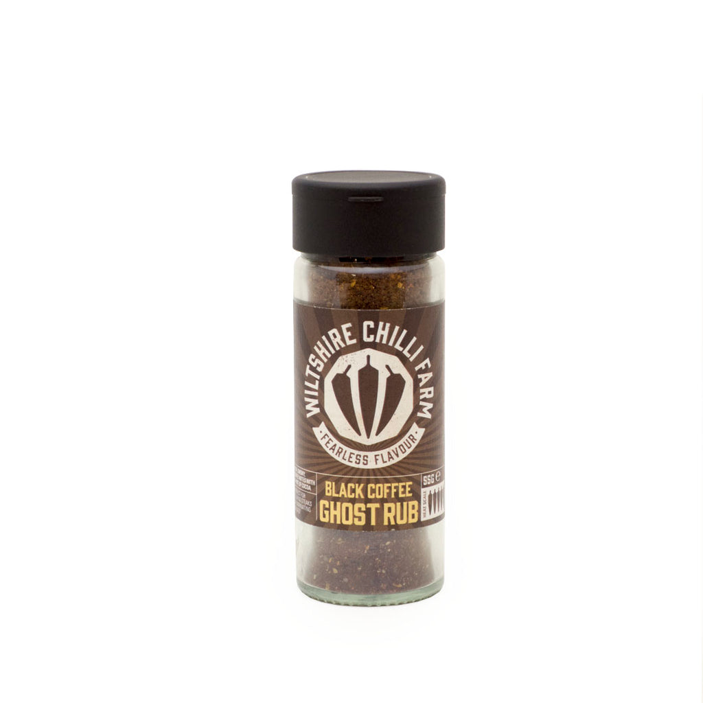 Wiltshire Chilli Farm - Black Coffee Ghost Rub
