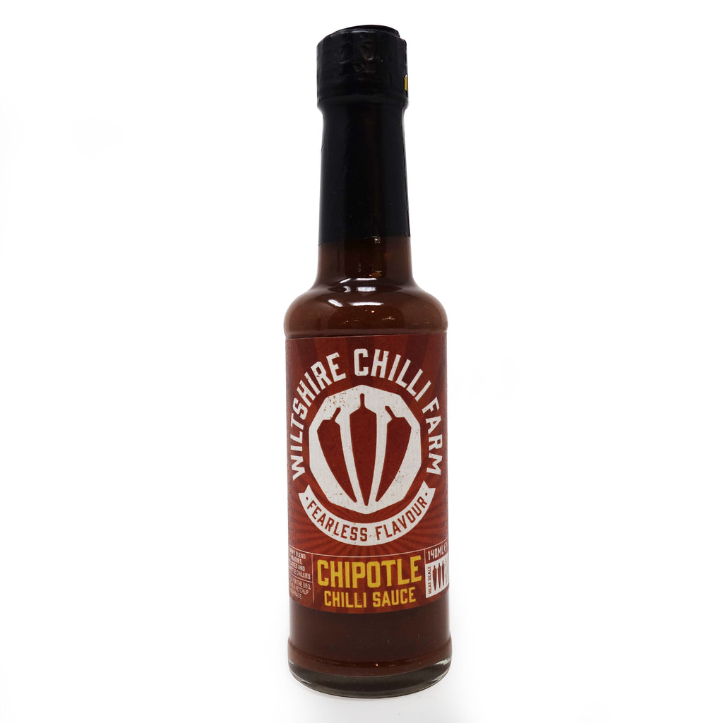 Wiltshire Chilli Farm - Chipotle Chilli Sauce