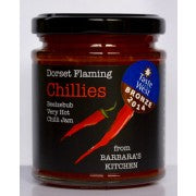 Barbara's Kitchen - Beelzebub Chilli Jam