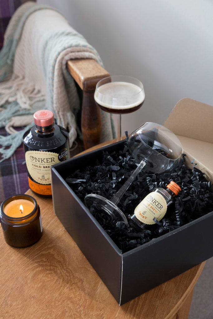 Farehouse Trading Co - Espresso Martini date night box