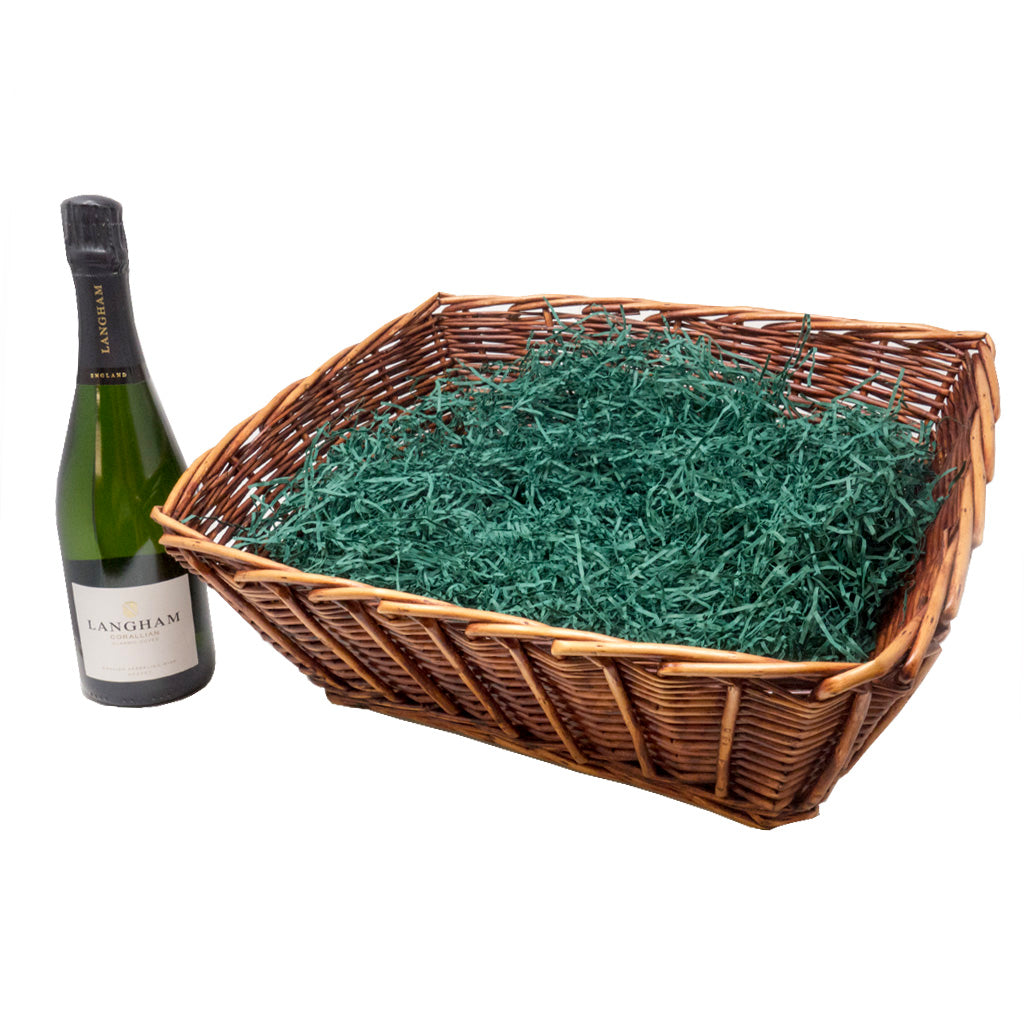 Wicker Gift Box