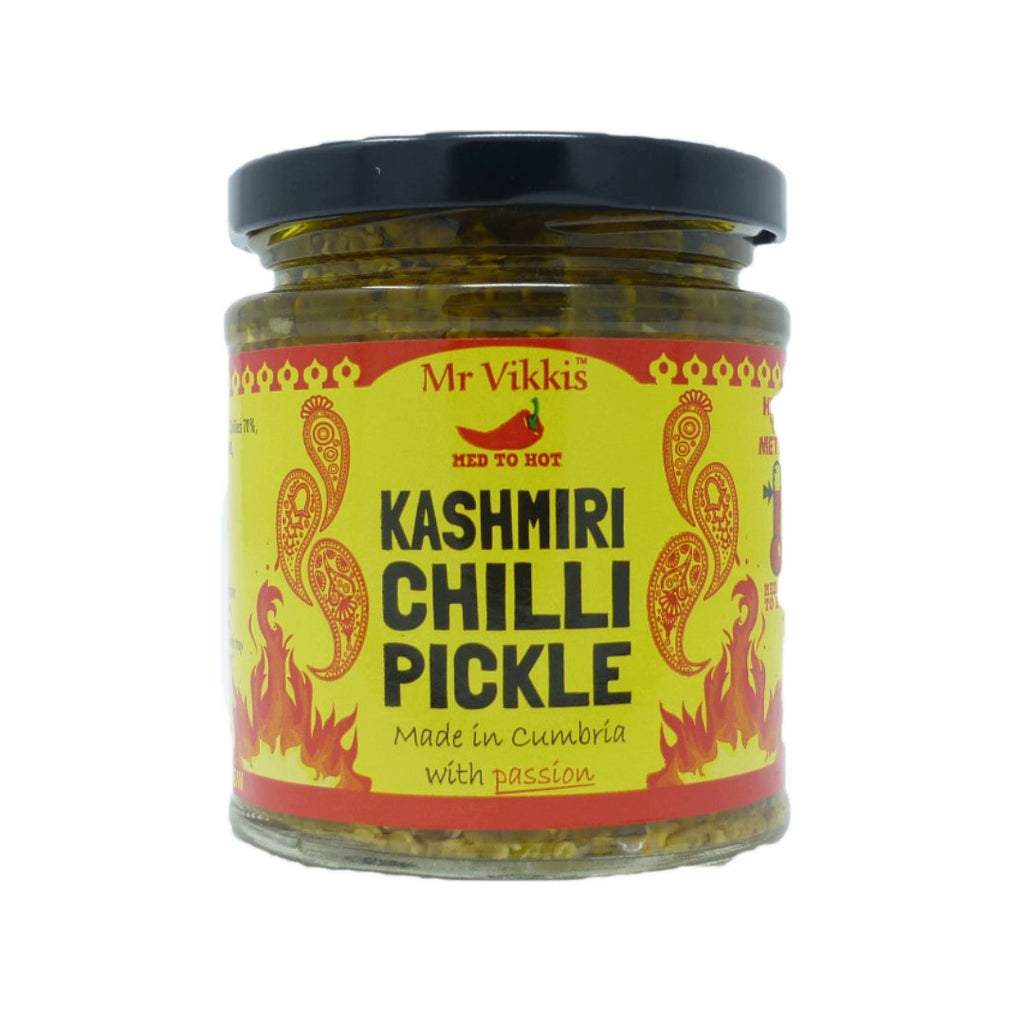Mr Vikki's - Kashmiri Pickle