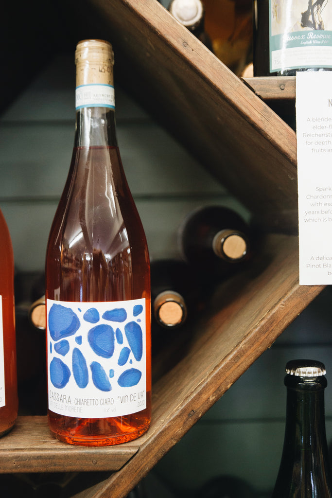 Natural wines Vini Sassara - Chiaretto Ciaro 2020 (75cl) Still Rosé