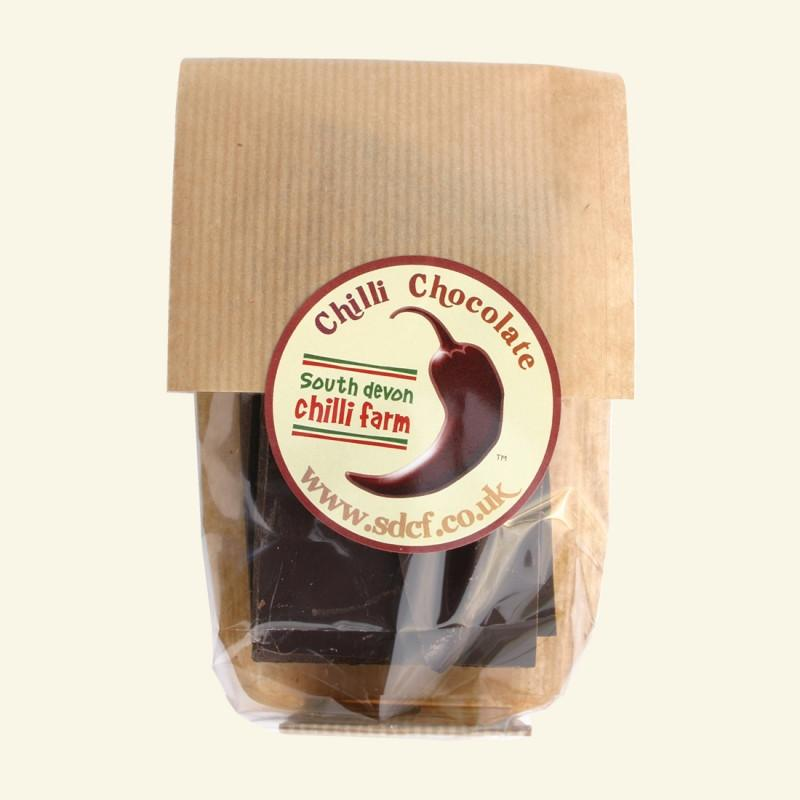 South Devon - Original Chilli Chocolate