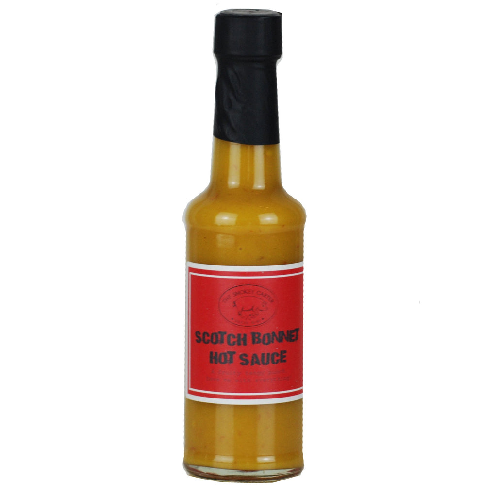 Smokey Carter - Scotch Bonnet Hot Sauce