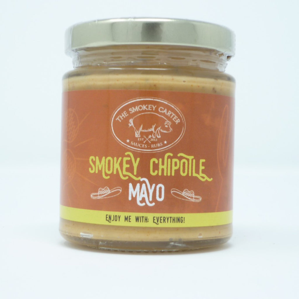 Smokey Carter - Smokey Chipotle Mayo