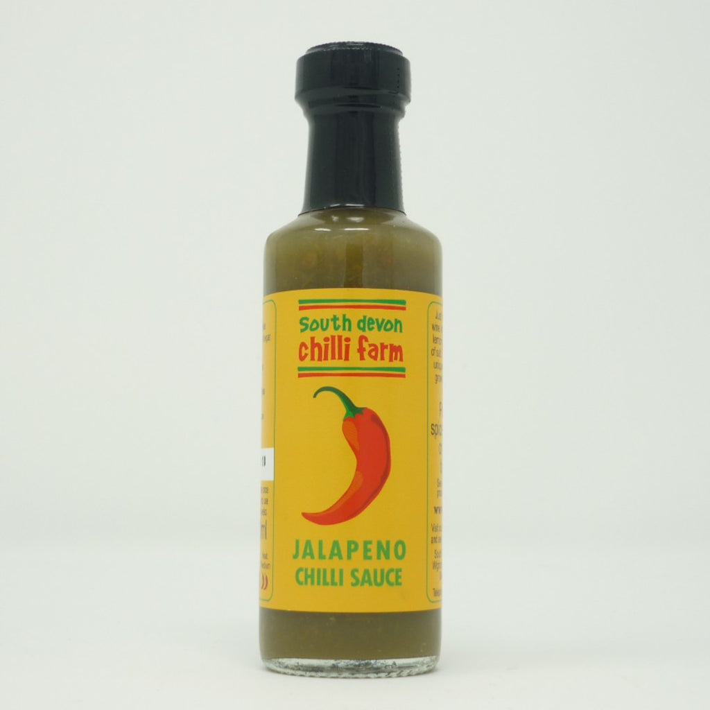 South Devon - Hot Jalapeno Sauce
