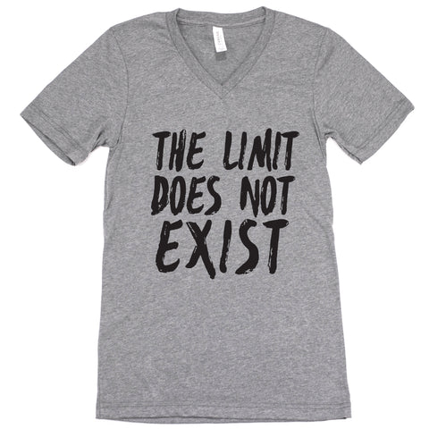 The Limit Does Not Exist Unisex Adult Tee