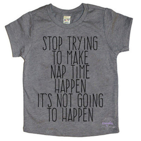 Nap Time Infant-Youth Tee
