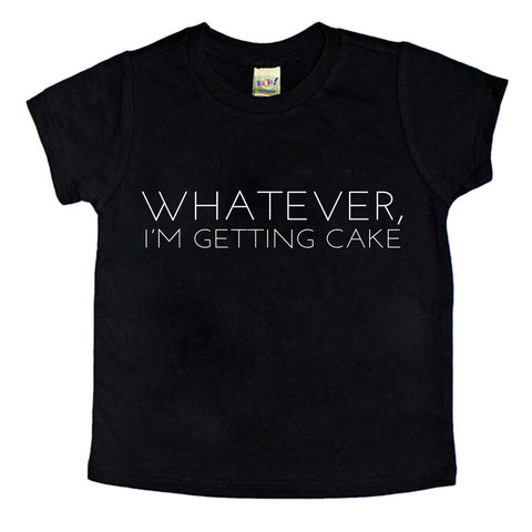 I'm Getting Cake Infant-Youth Tee