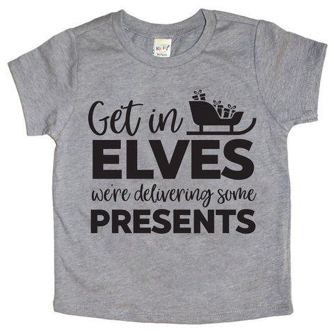 Get In Elves Infant-Youth Tee