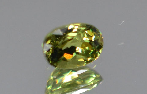 0.9ct Demantoid Garnet