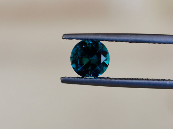 New Natural Blue Tourmaline 1.15ct