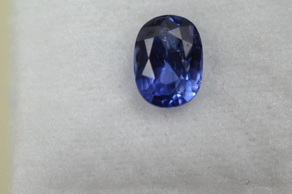 sold 1.39 Ct Royal Blueサファイア