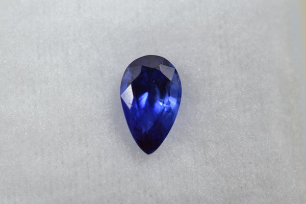 Sold 0.85 Ct Pear