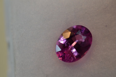 1.29 Ct Pink Sapphire