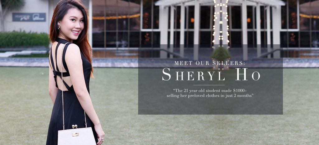 Meet our sellers: Sheryl Ho