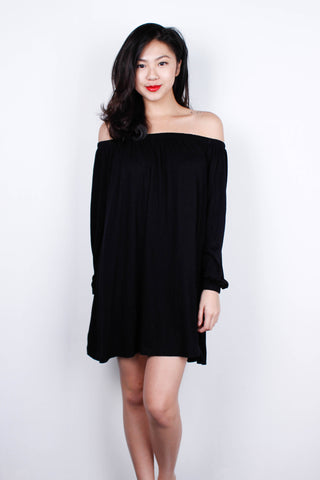 [ASOS] Off Shoulder Casual Dress