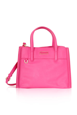 [CHARLES & KEITH] Classic Pink Work Bag