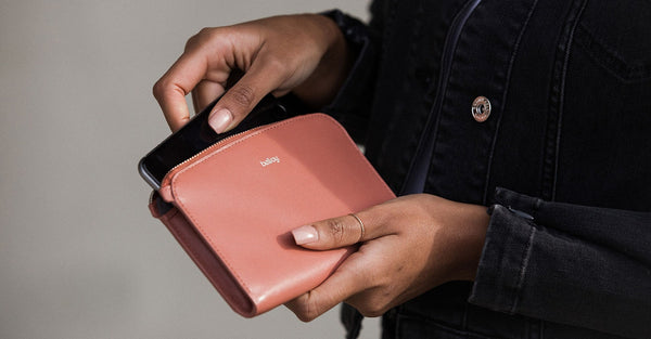 Bellroy female pocket