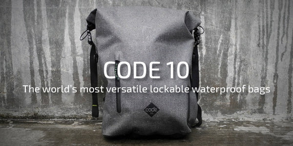 Code10 Backpack header