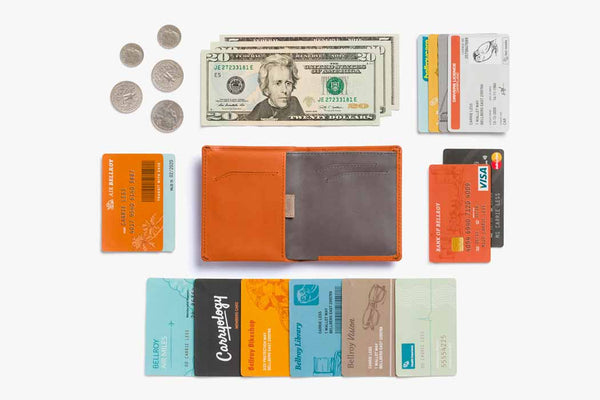 Bellroy currencies note sleeve
