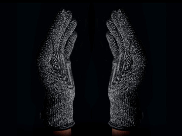 mujjo knitted touch screen gloves 2