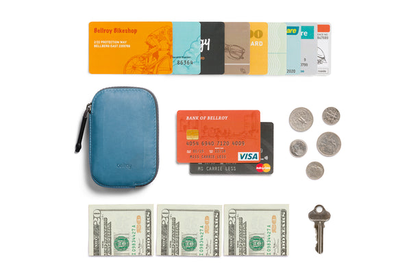 Flat lay All Conditions Wallet