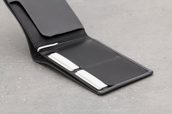 Travel wallet slate 2