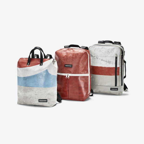 Freitag Backpacks