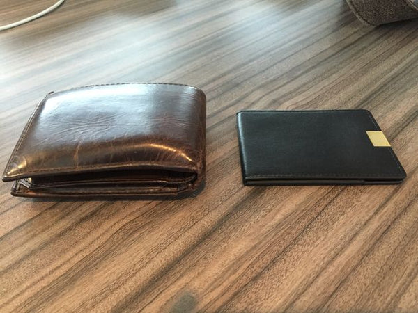 Comparison of wallets