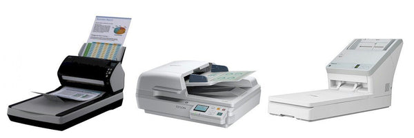 DIS A4 ADF Flatbed Document Scanner
