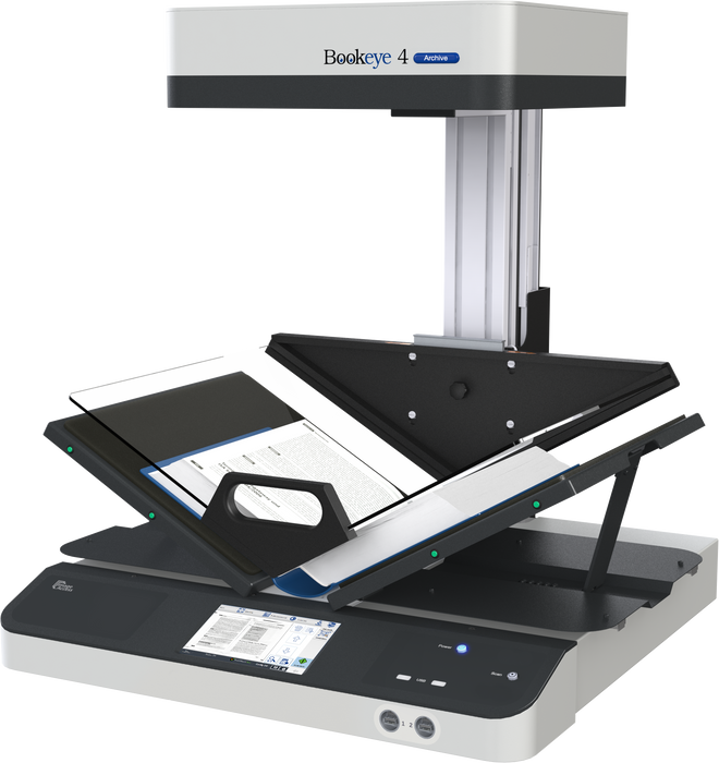 Bookeye 4 V2 Professional Archive Bookscanner