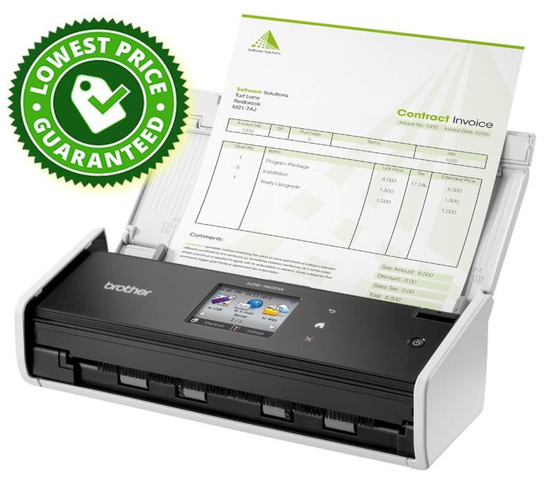 Brother ADS1600 Document scanner