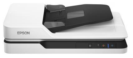 Epson Workforce DS1660W A4 ADF / Flatbed Scanner