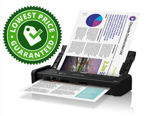 Epson WorkForce DS310 Compact ADF Scanner