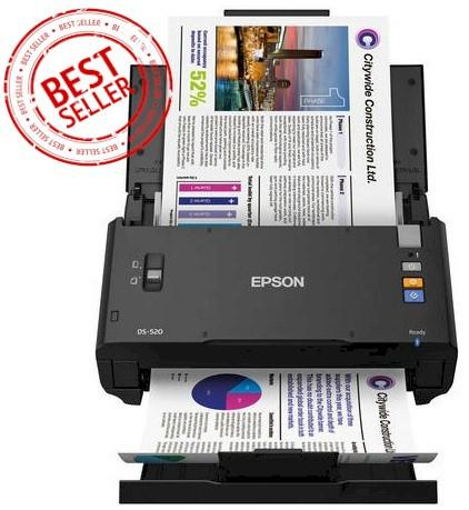 Epson Workforce DS520