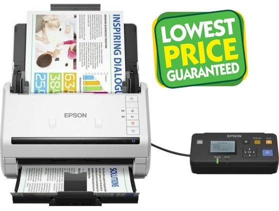 Epson Workforce DS530N A4 ADF Scanner