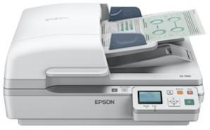 Epson Workforce DS7500N A4 ADF / Flatbed Scanner