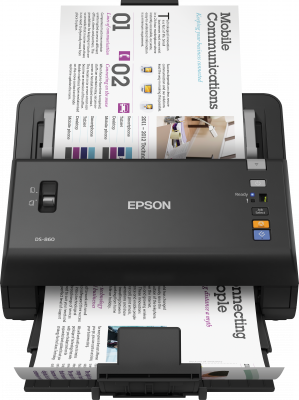 Epson Workforce DS860