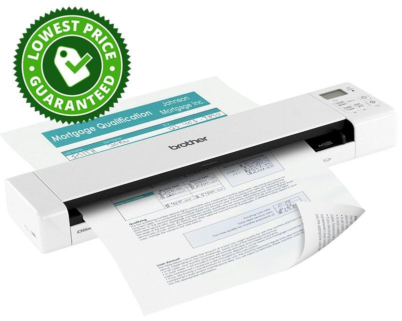 Brother DS920 portable Document scanner wireless