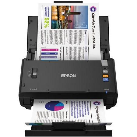 Epson Workforce DS 560 document scanner
