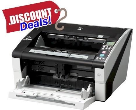 Fujitsu Fi6400 Production Scanner (Call For Discount)